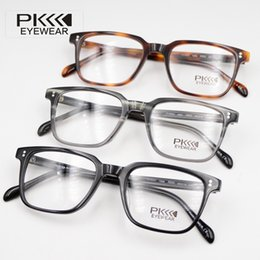 Italy design glasses Brand Designer 2019 retro round ov5031 NDG Eyewear glasses Frame With Original Cases