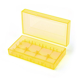 Wholesale Portable Battery Box Storage Case Plastic Battery Protective Travel Storage Container Pack For x Batteries