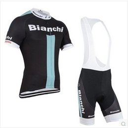 Wholesale New Style BIanchi Cycling Jersey opa ciclismo clothing Bicycle bike maillot cycling jerseys bibs shorts cycling jersey