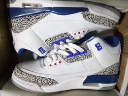 Wholesale Retro True Blue black cement White Cement Grey Black Infrared Men Basketball Shoes Size us
