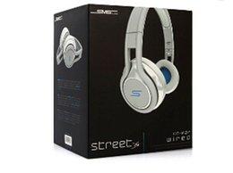 SMS Audio SYNC STREET par 50 Cent casque Over-Ear Headphones Wired AK014 à partir de rue sms via un casque d'oreille fournisseurs