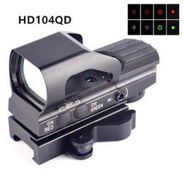 Wholesale Holographic Sight Red Green Dot Sight Scope Hunting Rifle Scope Optic Sight Red Dot Vector Optics Sights Collimator Vision