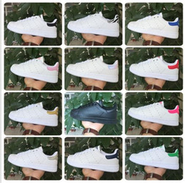 2016 Factory sale Wholesale Classic casual shoes new stan shoes fashion sneakers casual leather men women shoes