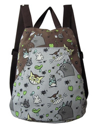 Wholesale Alta anime benefiting vicino totoro cosplay Cartoon backpack bag