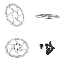 Wholesale MTB Mountain Bike Disc MM AVID HS1 Disc Brake Rotor Hydraulic Disc Brakes Bicycle Brake Pad Brake Levers
