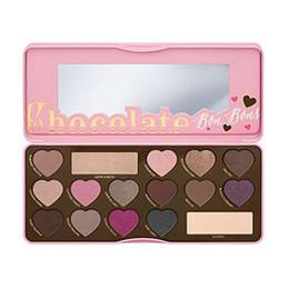 Wholesale BIN New arrival Makeup BON BONS Chocolate Bar Eyeshadow Palette Colors by park888 DHL
