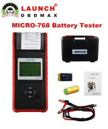 Wholesale 2016 AUGOCOM MICRO Battery Tester Conductance Tester for Automobile Factory Car Repair Workshop Car Battery Manufacturer