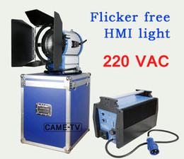 220V CAME-TV 2500W HMI Fresnel Light +2.5 4KW Electronic Ballast