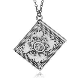 Wholesale 2016 D new Henry s Book Once Upon A Time Necklace New Product High Quality ZJ
