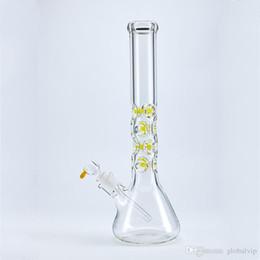 Bonnes bongs à vendre-Découpe Narguilés Fumeur Waterpipe Tuyaux en verre d'eau Bongs de verre avec de bons commentaires