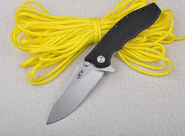 Newer recommend Zero Tolerance 0562 steel Camping hunting wild gift knife free shipping 1pcs