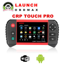 Wholesale Launch Creader CRP Touch Touch Pro Full System Diagnostic EPB dpf TPMS Service Reset Golo Wi Fi Update Online B M W Ben Z Adaptors