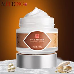 Wholesale Face Cleansers MEIKING Deep Cleaning Moisturizing Cleanser Pearl Amino Acid Cleansers Whitening For All Skin Types Women Cleanser
