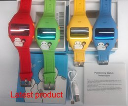 Wholesale Smart Watch GPS Tracker Kids of positoning watch HQ and Best price