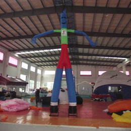 Wholesale commercial used inflatable air dancer cheaper price windy inflatable air dancer blue sky dancer for sale