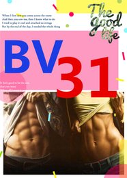 on Hot Sale New Routine Course BV 31 Aerobics Fitness Exercise Pull rope training small ball BV31 Video DVD + Music CD Free Shipping