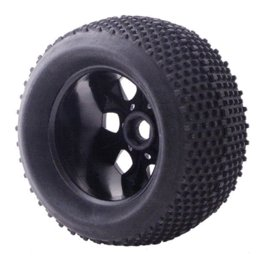 Wholesale 4PCS HPI car parts Racing Savage SS Dirt Bonz Type Compound Tire Tyre wheel for HPI HELLFIRE