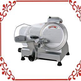 Wholesale 530 RPM quot Blade Commercial Meat Slicer Electric Deli Slicer Veggies Cutter