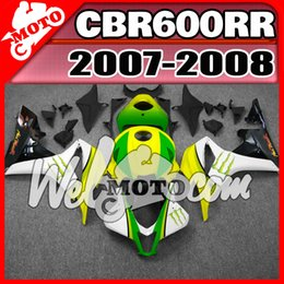Wholesale Top Quality Motorcycle Fairing Welmotocom Aftermarket Injection Mold Fairing For Honda CBR600RR CBR RR Free Gifts