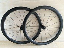 Wholesale T1000 C Road bicycle mm Dimple carbon wheels clincher tubular wheel bicicleta wheelset R36 hub basalt ceramic