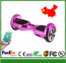 factory scooter without bluetooth Smart Balance Two Hoverboard Electric hoverboard Electric Scooter Two Wheel Balancing Good Quality