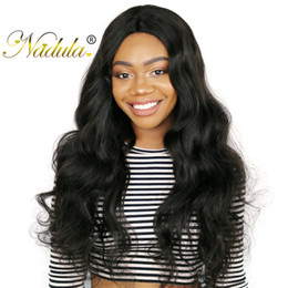 Nadula Brazilian Virgin Hair Bundles Body Wave Hair Weave Human Hair Extensions 100% Human Weave Bundles Natural Color Wholesale