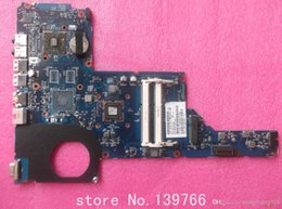 657146-001 board for HP pavilion G6 G6-1C G6-1D series laptop motherboard with AMD DDR3 cpu E450