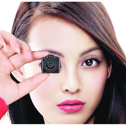 Wholesale Extremely Small DVs Image Sensor Camcorder for SPY Sport Active Mini Camera Y2000 Video Audio and Photo Recording Lovely Design