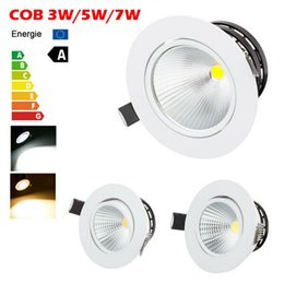 Recessed 3w led lamps canada best selling recessed 3w led lamps 3w 5w 7w led cob downlight recessed led ceiling light spot lights led lamps dimmable in stock fast shipping good aloadofball Image collections