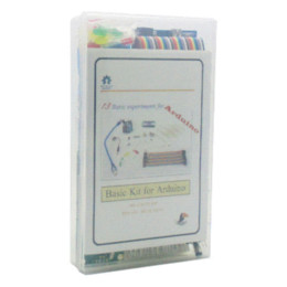 Wholesale Basic Kit for Arduino Starter With Printed Guide Book with an Arduino Compatibe Microcontroller Upgraded Starter Beginner Kit
