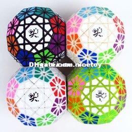 Dayan juguete en venta-Nuevo cubo Dayan Gem Cube VI Cubo mágico blanco y negro y cerebro IQ Primaria Juguetes Educativos