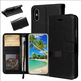 For iphoneX 2 in 1 Magnetic Magnet Detachable Removable Wallet Leather Retro case Cover