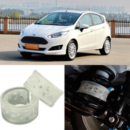 Wholesale 2pcs Super Power Rear Car Auto Shock Absorber Power Cushion Buffer Special For Ford Fiesta Change car styling