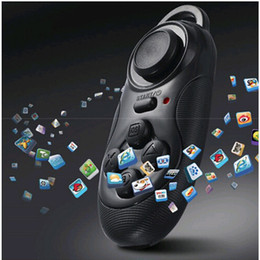 Free Shipping Universal Bluetooth Wireless Joystick Game Gaming Controller For Gampad Smart Phone Tablet Pc