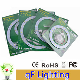 Wholesale 6W W W W W LED Panel Circle Ring Light SMD LED Ceiling board the circular lamp board for Dining room Lighting