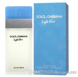 Wholesale Original French perfume D G Light Blue Eau De Toilette ML neutral