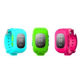 Wholesale 2016 best product Q50 GPS kids tracker watch kids smart watch android phone hottest kids gps smart watch