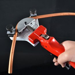 Wholesale combination copper pipe bender WK manual aluminum tube stainless steel pipe bending tool copper air conditioning pipe mm
