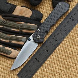 Inkosi small sebenza 25 D2 blade TC4 titanium + carbon fiber handle folding knife camping outdoor survival tool pocket EDC Knives tools