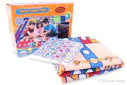 Wholesale Baby play mat. Flight chess carpet. Crawling mat game pad desktop tuba flight chess
