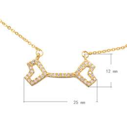925 Silver Style Brass Necklace With 1.5lnch Extender Chain CZ Pendant Bone Plated Oval Chain More Colors For Choice 25x12mm Length:21Inch