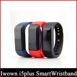 Most Popular Iwown i5plus Smart Wristband for Andriod Phone,Ios phone Screen OLED 0.91 inch Smart Wristband Freeshipping