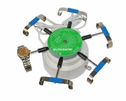 Wholesale Automic Test Cyclotest Watch Tester Watch Test Machine watch winders for six watches at one time