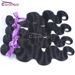 Cheveux ondulés tisse pour les femmes noires à vendre-Prix imbattable 1kg Cheveux humains tissés ondulés en gros Unprocessed Body Wave Malais Packs de cheveux Cheap 10-28 Inch for Black Women