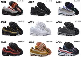 AIR 95 OG PREM Running Shoes Flat Shoes With Low Air Cushion Shoes Men's Professional Help Breathable Running Shoes, Free Shipping