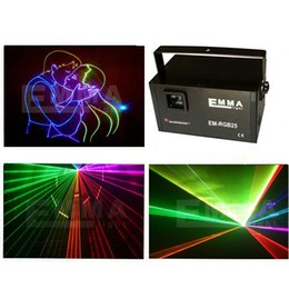 3w high power outdoor advertising laser projector ,full color laser show system,laser stage light for event