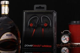 Wholesale Amazing Sound Used Beats powerbeats wireless Active collection headphone noise Cancel Headphones Bluetooth Headset Refurbished