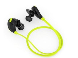 Wireless NEW QY7 Sport Bluetooth Headphone 4.1 In-Ear Headphone for Apple Iphone 5s 6 plus Samsung Galaxy S4 S5 S6 Edge Mobile