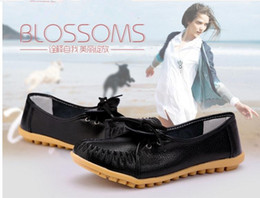 Woman Flats Spring Shoes Large Female Ballet Shoes Metal Round Toe Solid Casual Shoes Us size: 5-8.5