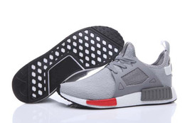 Wholesale NMD Sneakers In The Summer Of The New NMD Low Ash Red Help Lace Up Shoes Fashion Breathable Shoes Casual Shoes